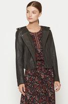 Joie Zeno Leather Jacket