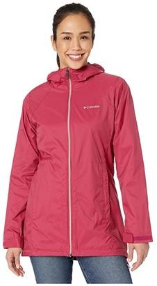 Columbia Switchback Lined Long Jacket (Black) Women's Coat