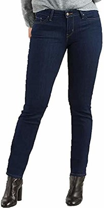 Levi's Jeans 712 Slim (Straight) 18884 0197 - Jeans for Women - Blue - 27W x 30L