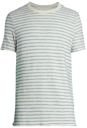 Sol Angeles Catalina Striped Crew T-Shirt