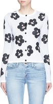 Alice + Olivia 'Ruthy' floral Stace Face cardigan