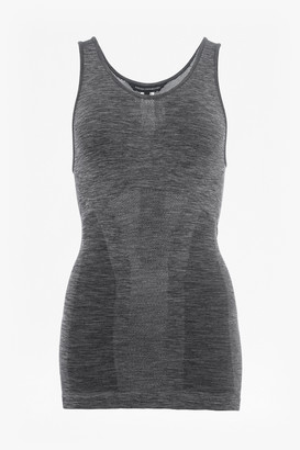 French Connection Moto Cross Seamless Vest Top