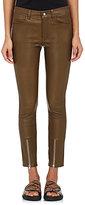 Helmut Lang Women's Leather Pants
