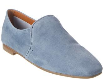 Aquatalia Revy Suede Weatherproof Loafer