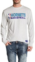 Mitchell & Ness Hornets Long Sleeve Shirt