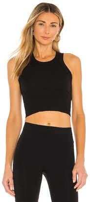 WSLY The Rivington Cropped Tank