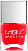 Nails Inc. nails inc. Great Eastern Street Nail Polish - Neon Coral 14ml