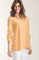 J. Jill Washable silk easy shirt