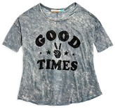 Vintage Havana Girls' Good Times Tee - Sizes S-XL