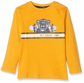 3 Pommes Baby Boys' 3p10003 Ts Basic Ml T-Shirt
