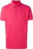 Etro embroidered logo polo shirt - men - Cotton - L