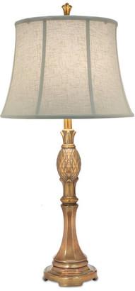 Stiffel   Lite Tops Stiffel Polished Honey Brass Stiffel Table Lamp