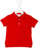 Burberry classic polo shirt - kids - Cotton - 9 mth