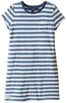 Polo Ralph Lauren Jersey Stripe Dress (Little Kids/Big Kids)
