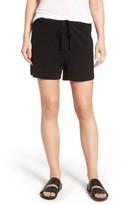 James Perse Women's Matte Drawstring Shorts