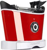 Bugatti Volo Toaster - Red