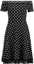 Dorothy Perkins SPOT Jersey dress black