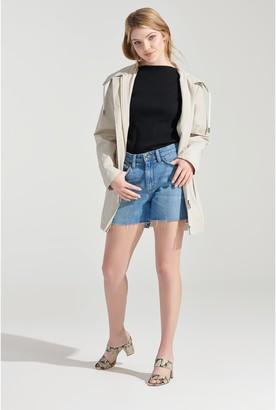 Stiletto High Rise Short