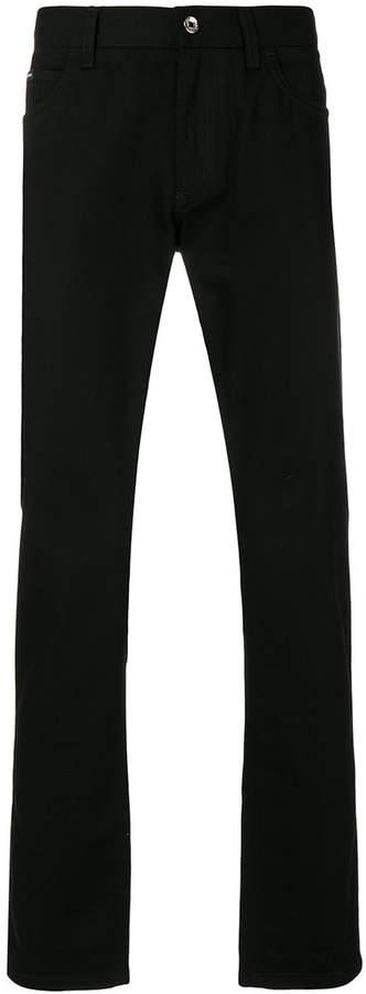 Dolce & Gabbana regular fit trousers