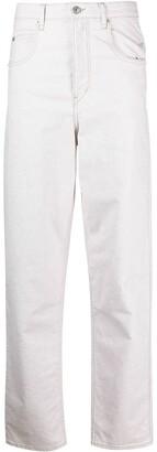 Etoile Isabel Marant Straight-Leg Jeans