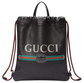 1e8904dcb5a6 Gucci Black Women's Backpacks - ShopStyle