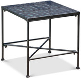 Galdon Iron End Table, Quick Ship