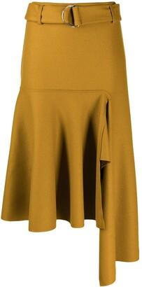 Smarteez Asymmetric Hem Skirt