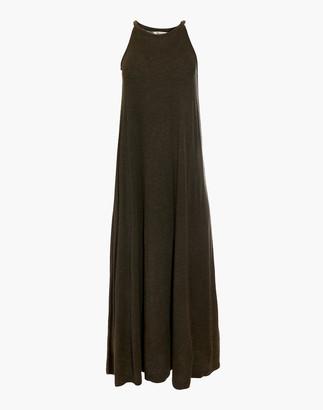 Madewell Knit Cami Midi Dress