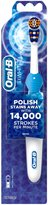 Oral-B Oral B 3D White Action Battery Powered Whitening Toothbrush