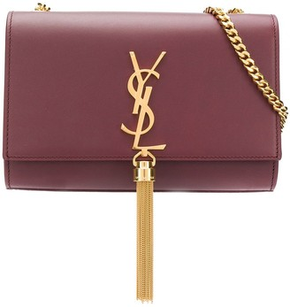 Saint Laurent small Kate tassel crossbody bag