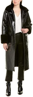 Stand Studio Kristen Coat