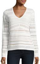 Bailey 44 Niki Pointelle Sweater