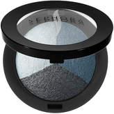 Sephora Microsmooth Baked Eyeshadow Trio