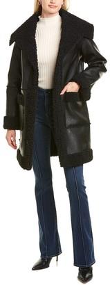 Elie Tahari Rosie Coat