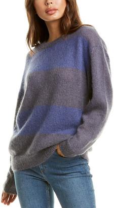 IRO Elkins Mohair & Wool-Blend Pullover