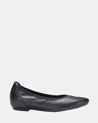 Easy Steps - Women's Black Ballet Flats - Pamper - Size One Size, 7 at The Iconic
