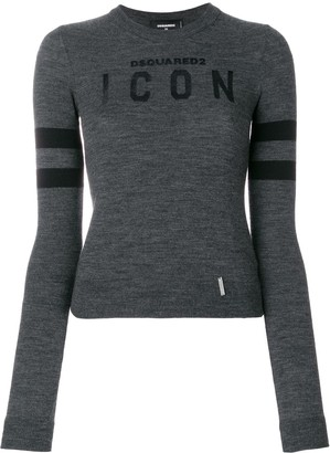 DSQUARED2 Icon knit jumper