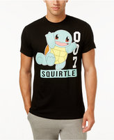Bioworld Men's Pokémon Squirtle T-Shirt