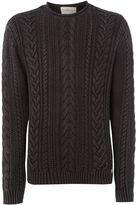 Denim And Supply Ralph Lauren Cable Knit Jumper