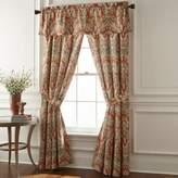Rose Tree Harrogate 84-Inch Rod Pocket Window Curtain Panel Pair