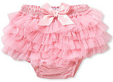 Mud Pie Baby Girls Ruffled Chiffon Bloomers