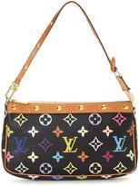 Louis Vuitton Pre-Owned Monogram Multicolor Pochette