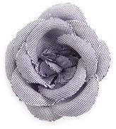 hook + ALBERT Men's Chambray Lapel Flower