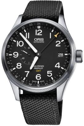 Oris Stainless Steel Big Crown ProPilot Watch 45mm