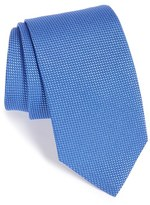 Eton Men's Solid Silk Tie