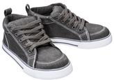 Piké Boy's Cherokee Canvas Sneaker - Grey