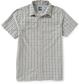 The North Face Short-Sleeve Vent Me Checked Shirt