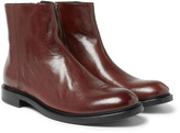 Paul Smith - Sullivan Polished-leather Boots
