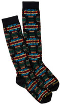 Pendleton Patterned Knee High Socks