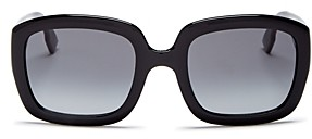 Christian Dior Women's DDior Gradient Square Sunglasses, 54mm